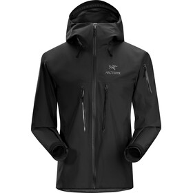 Arc'teryx Alpha SV Jacket Herre black